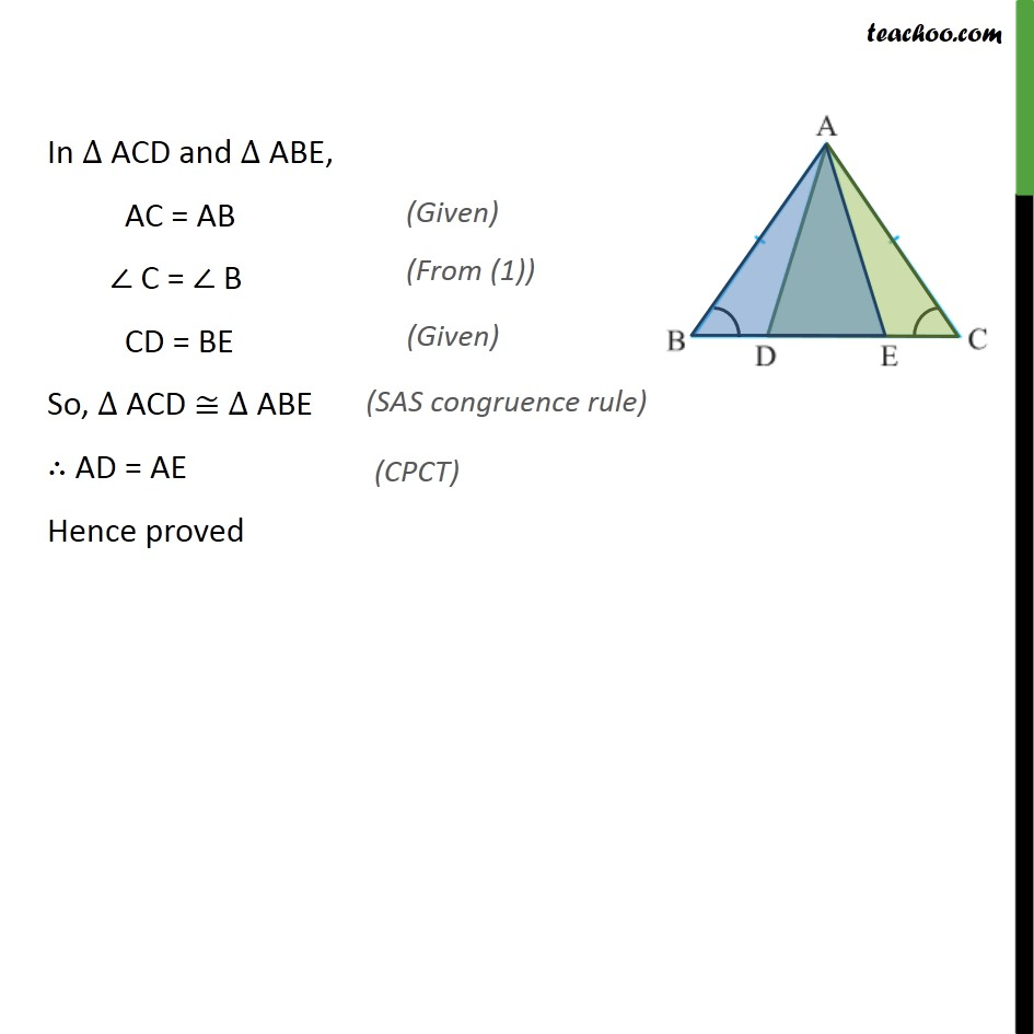 Example 6 - Chapter 7 Class 9 Triangles - Part 2