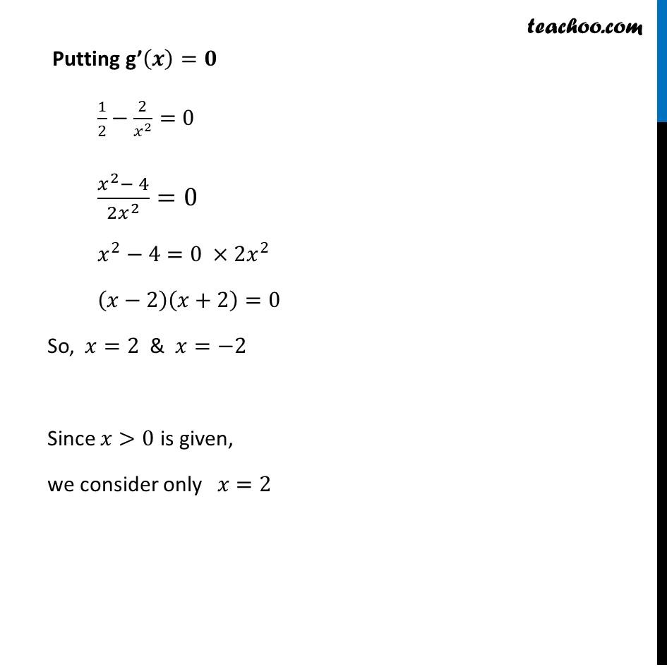 Ex 6.5,3 - Chapter 6 Class 12 Application of Derivatives - Part 21