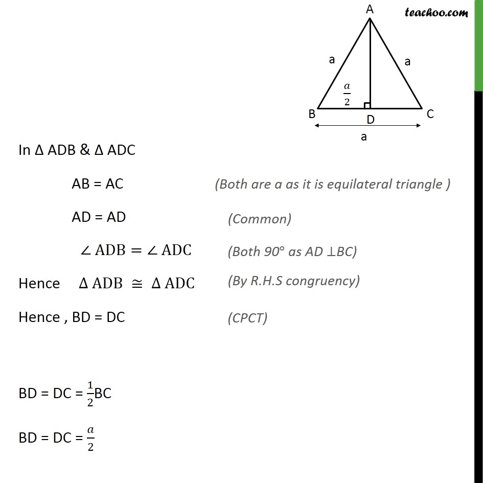 Ex 6.5, 16 - Chapter 6 Class 10 Triangles - Part 2