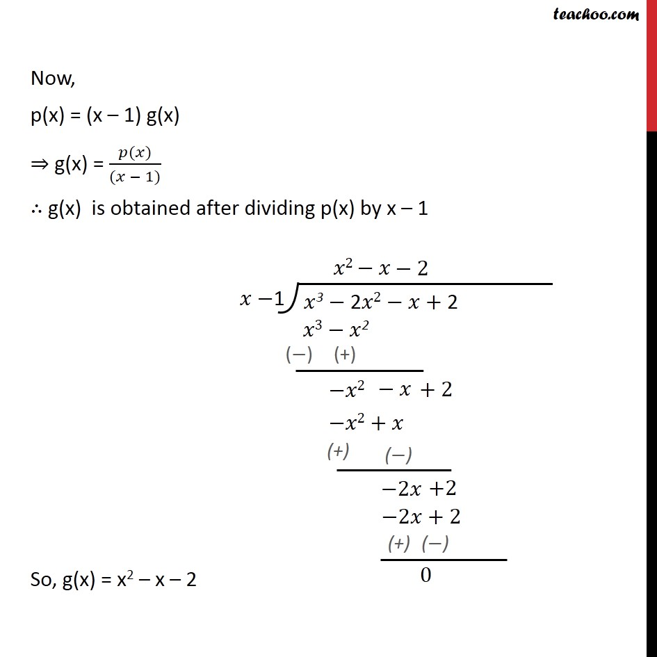 Ex 2.4, 5 - Chapter 2 Class 9 Polynomials - Part 2