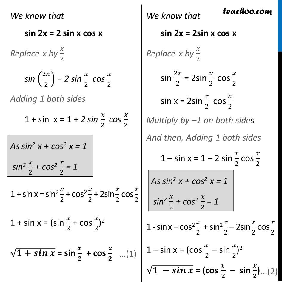 Misc. 10 - Chapter 2 Class 12 Inverse Trigonometric Functions - Part 2