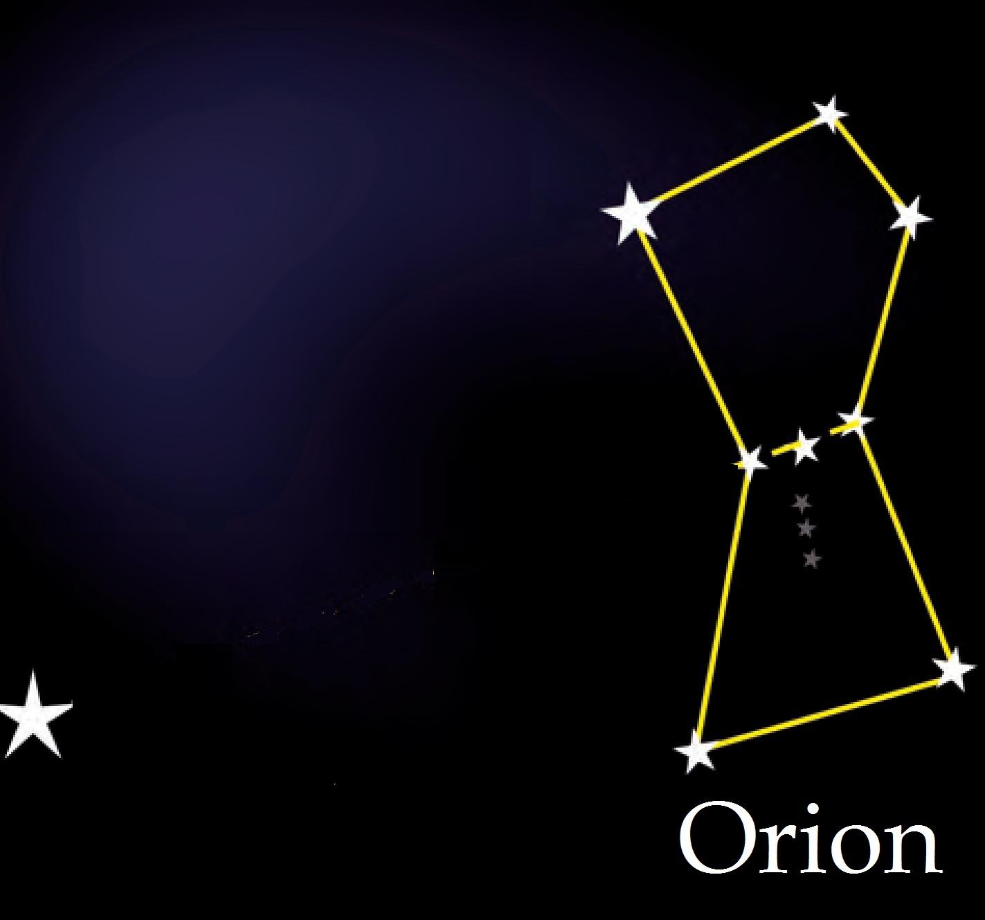 Finding Sirius from Orion - Step 1 - Finding Orion - Teachoo.jpg