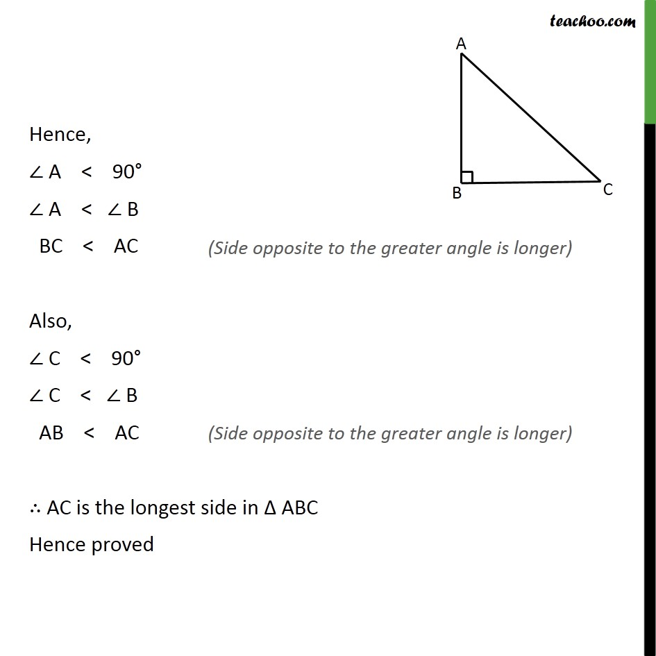 Ex 7.4, 1 - Chapter 7 Class 9 Triangles - Part 2