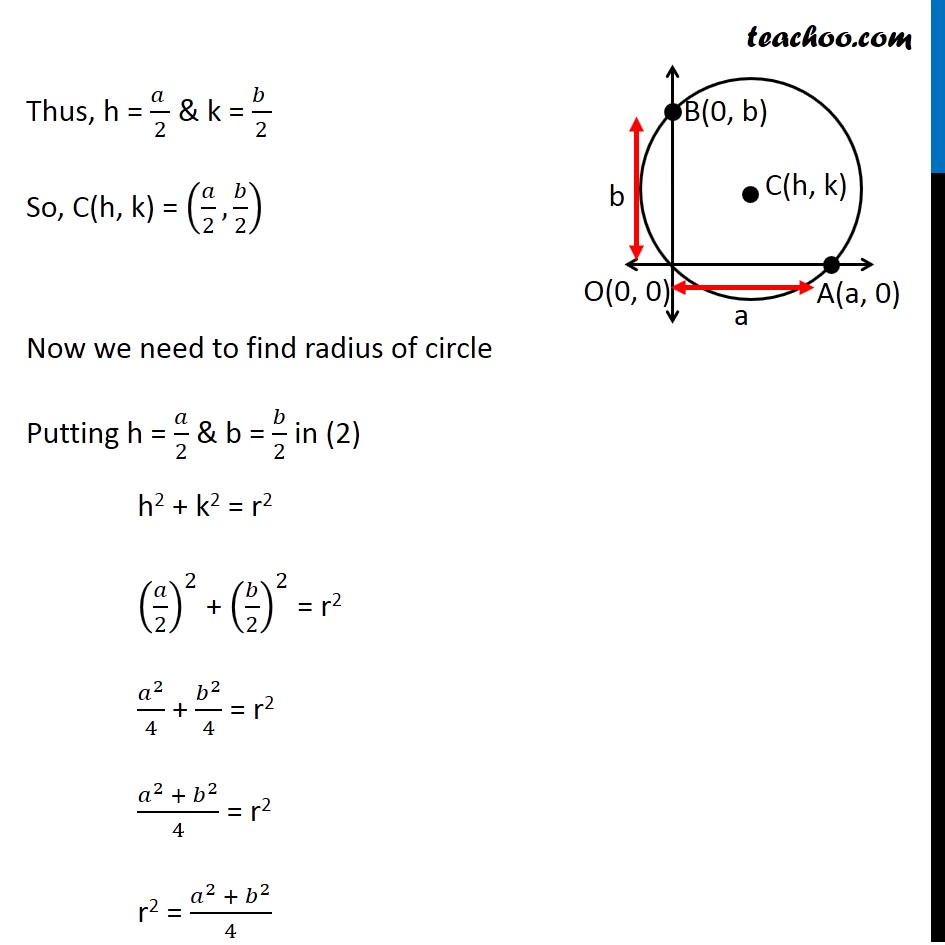 Ex 11.1,  13 - Chapter 11 Class 11 Conic Sections - Part 5