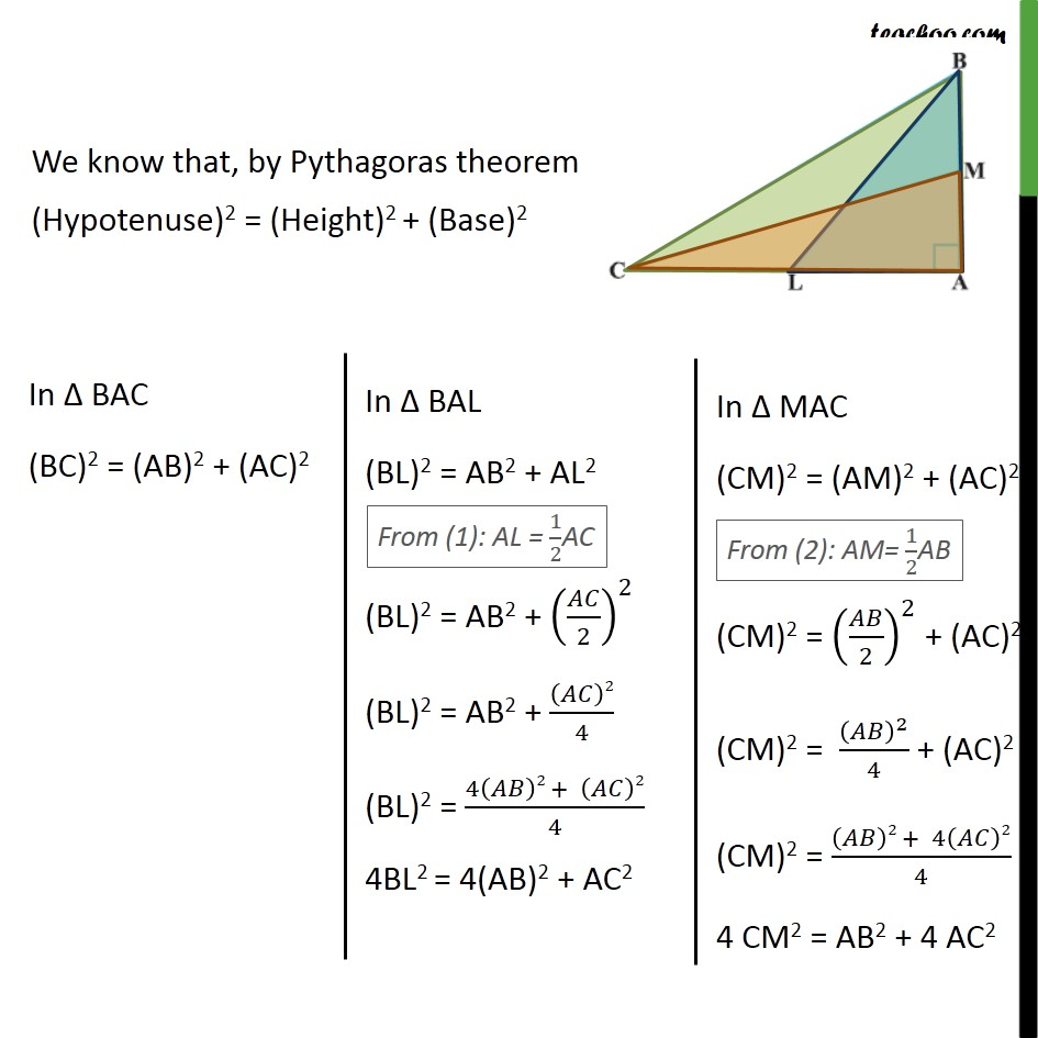 Example 13 - Chapter 6 Class 10 Triangles - Part 2