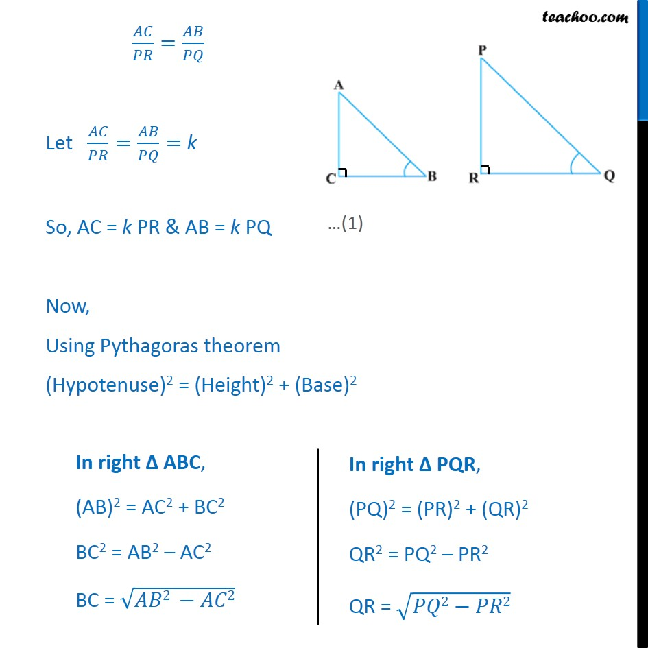 Example 2 - Chapter 8 Class 10 Introduction to Trignometry - Part 2
