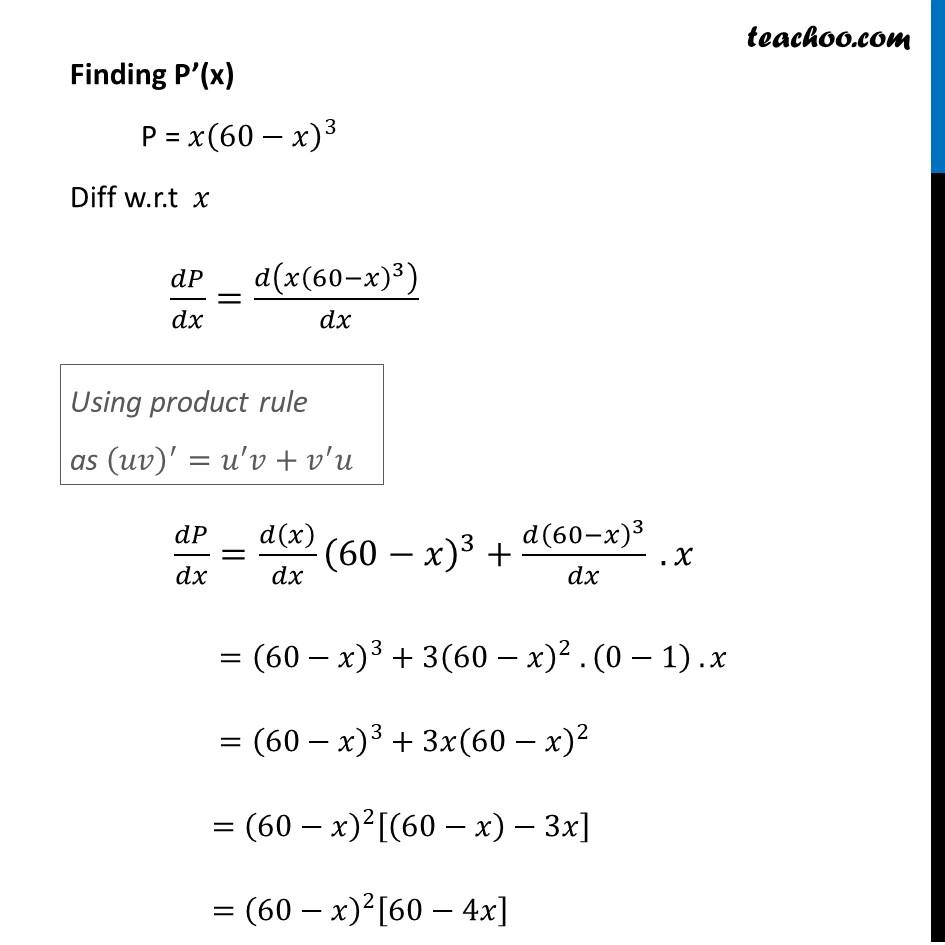 Ex 6.5,14 - Chapter 6 Class 12 Application of Derivatives - Part 7