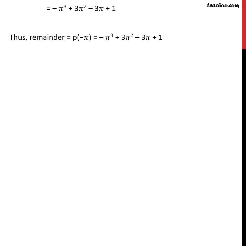 Ex 2.3,1 - Chapter 2 Class 9 Polynomials - Part 8