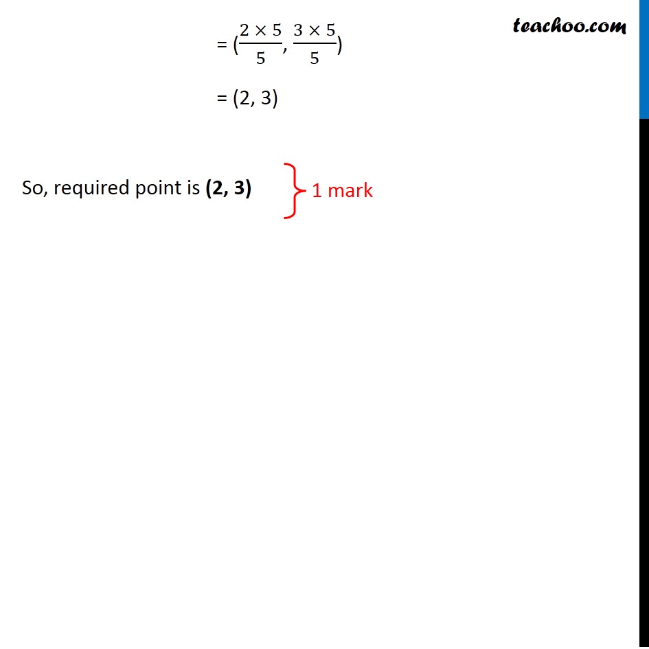 Question 11 - CBSE Class 10 Sample Paper for 2020 Boards - Maths Basic - Part 2
