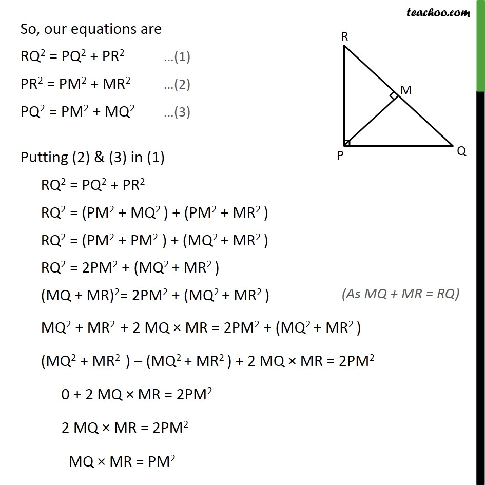 Ex 6.5, 2 - Chapter 6 Class 10 Triangles - Part 3