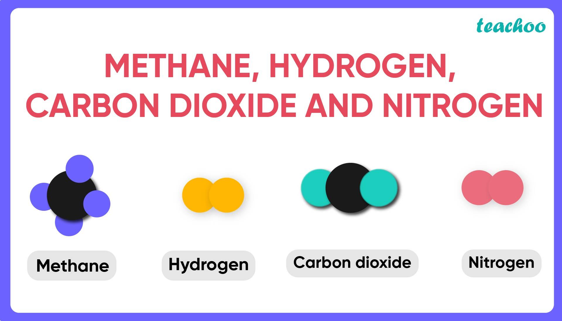 Methane, Hydrogen, Carbon dioxide and Nitrogen-Teachoo.jpg