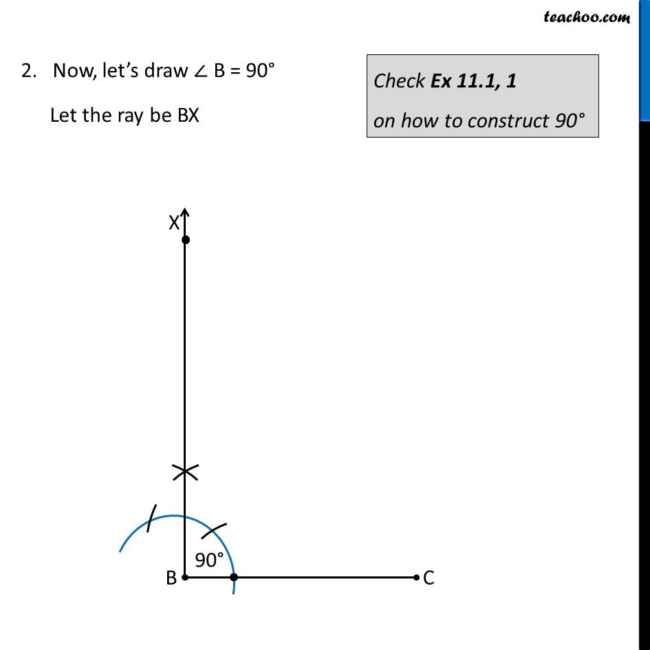 Ex 11.2, 5 - Chapter 11 Class 9 Constructions - Part 2