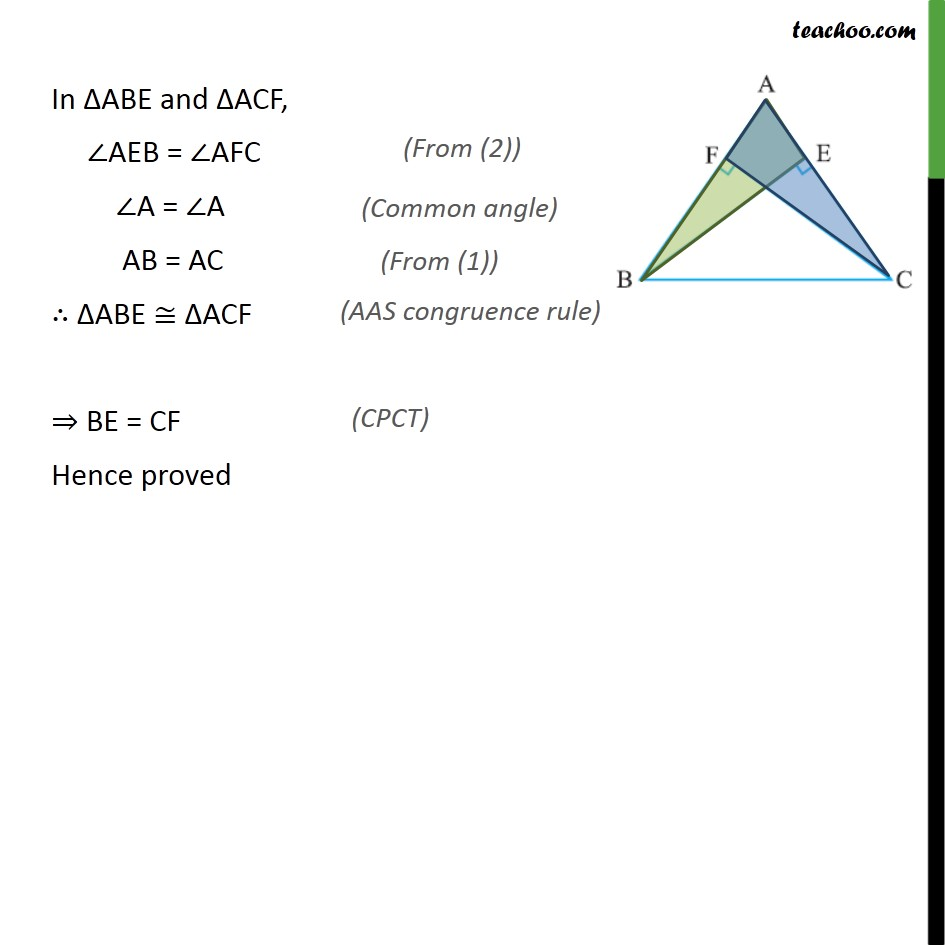 Ex 7.2, 3 - Chapter 7 Class 9 Triangles - Part 2