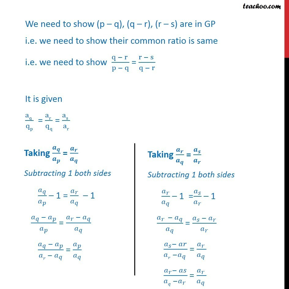 Example 21 - Chapter 9 Class 11 Sequences and Series - Part 2