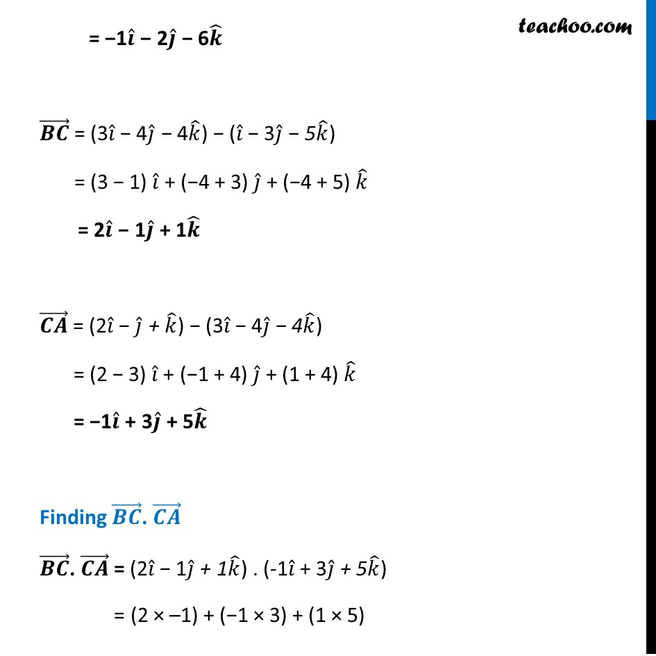 Example 12 - Chapter 10 Class 12 Vector Algebra - Part 2