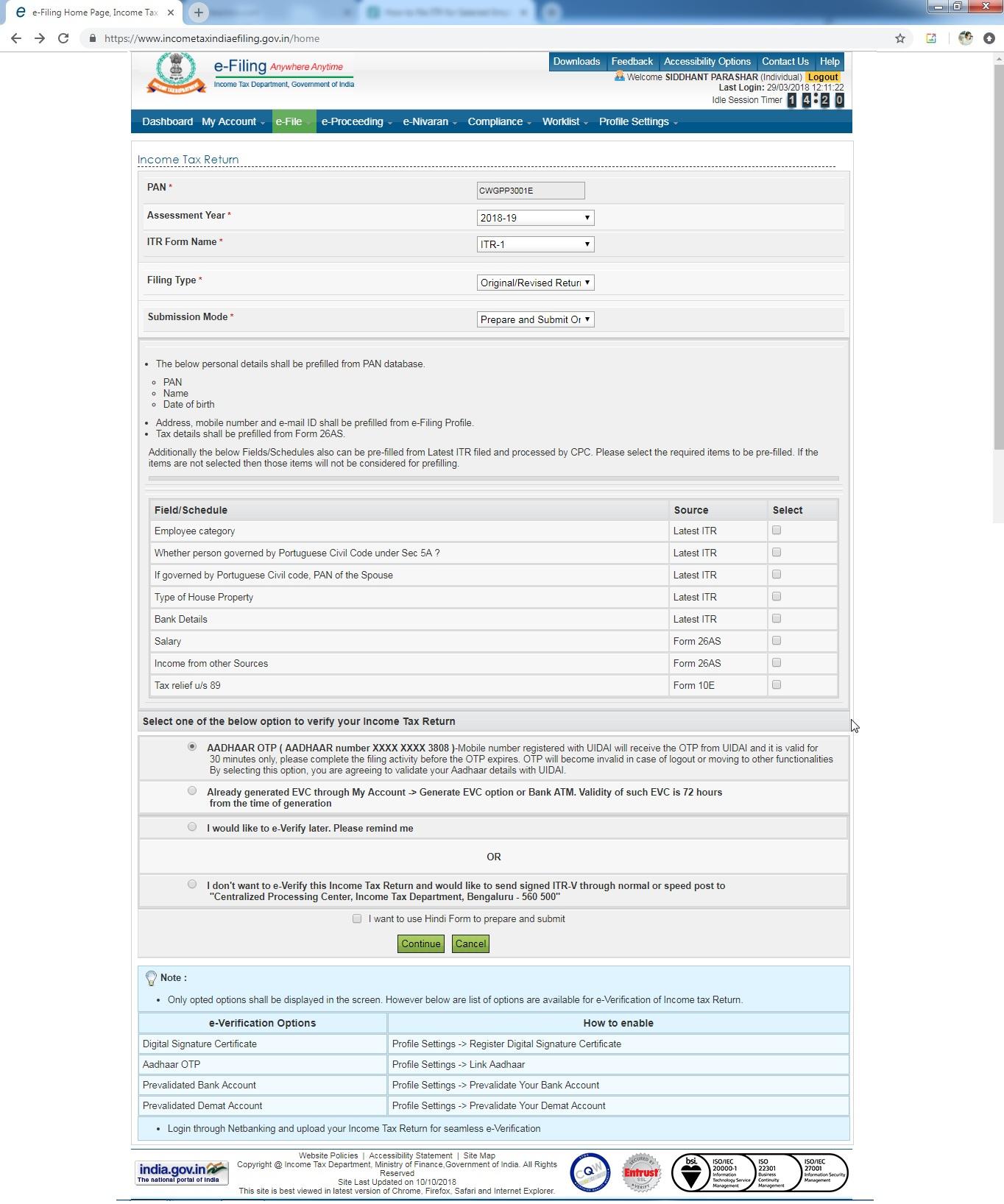 3. Fill Online ITR.jpg
