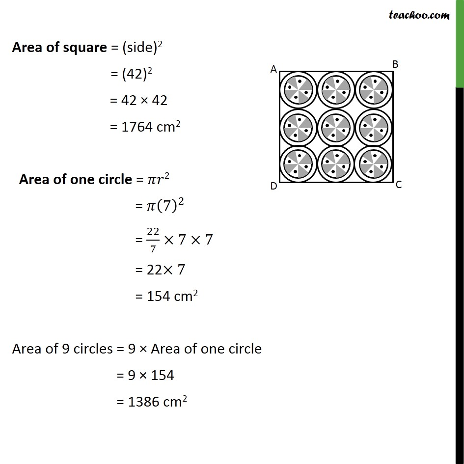Ex 12.3, 11 - Chapter 12 Class 10 Areas related to Circles - Part 2