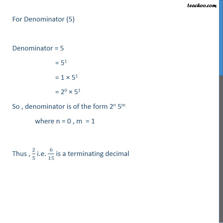 Ex 1.4, 1 - Chapter 1 Class 10 Real Numbers - Part 16