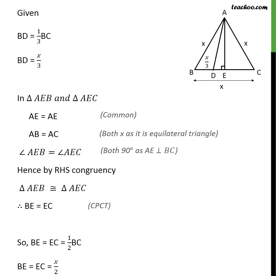 Ex 6.5, 15 - Chapter 6 Class 10 Triangles - Part 2