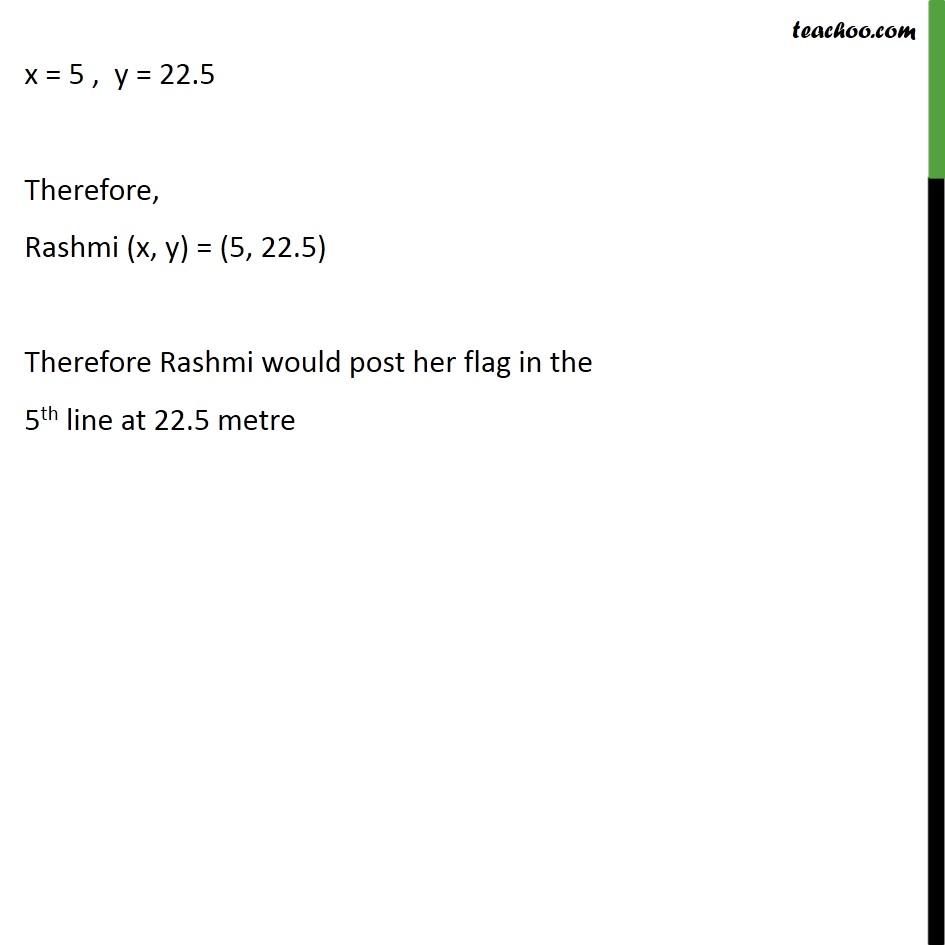 Ex 7.2, 3 - Chapter 7 Class 10 Coordinate Geometry - Part 6