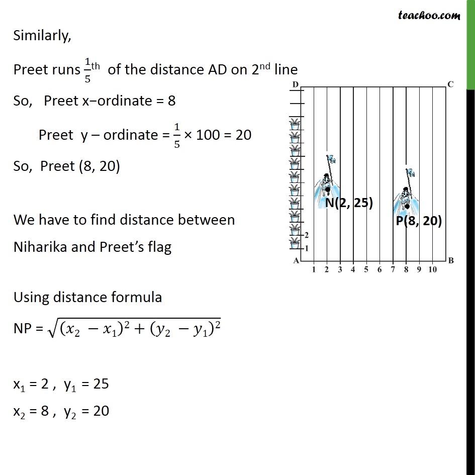 Ex 7.2, 3 - Chapter 7 Class 10 Coordinate Geometry - Part 3