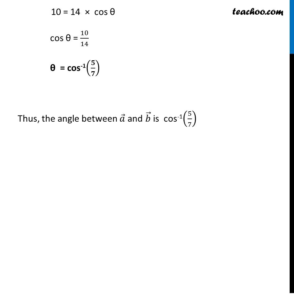 Ex 10.3, 2 - Chapter 10 Class 12 Vector Algebra - Part 3