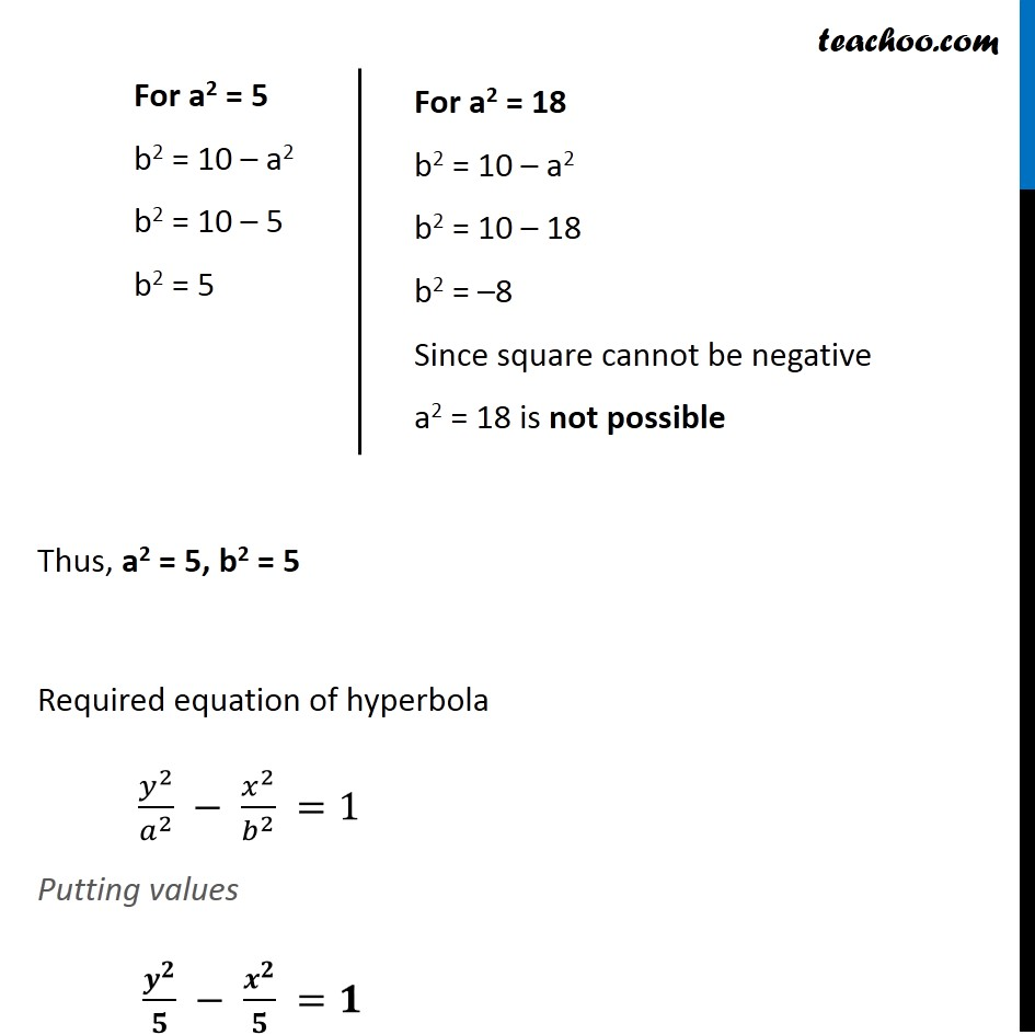 Ex 11.4,  15 - Chapter 11 Class 11 Conic Sections - Part 5