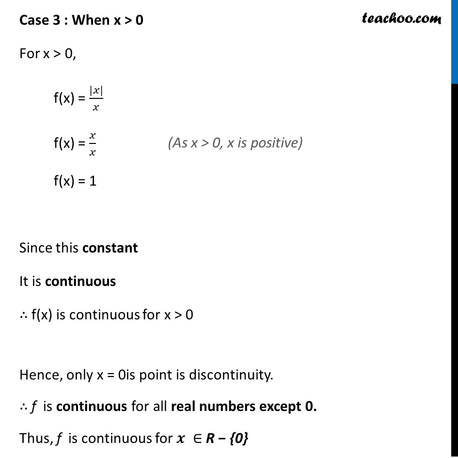 Ex 5.1 ,8 - Chapter 5 Class 12 Continuity and Differentiability - Part 4