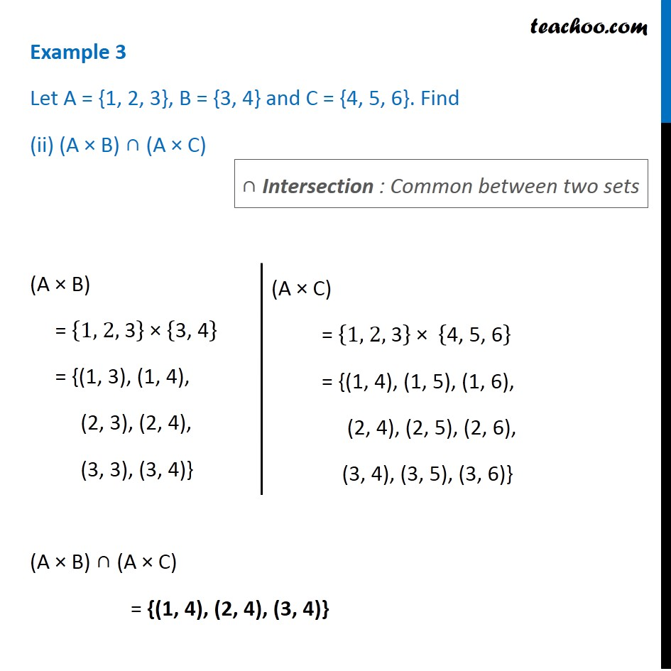 Example 3 - Chapter 2 Class 11 Relations and Functions - Part 2