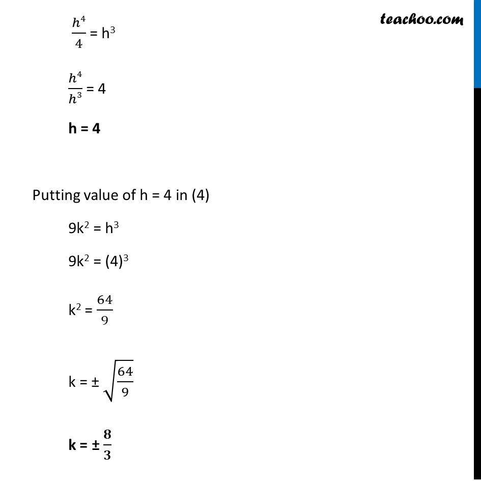 Misc 24 - Chapter 6 Class 12 Application of Derivatives - Part 6