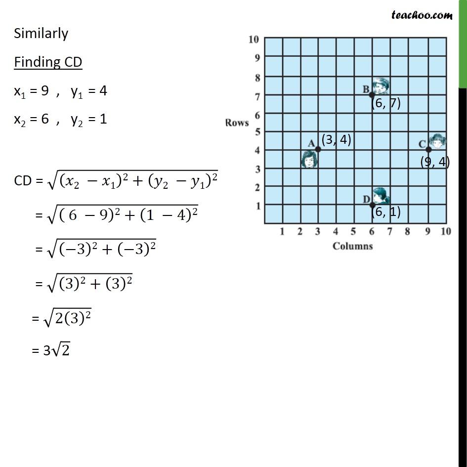 Ex 7.1, 5 - Chapter 7 Class 10 Coordinate Geometry - Part 4