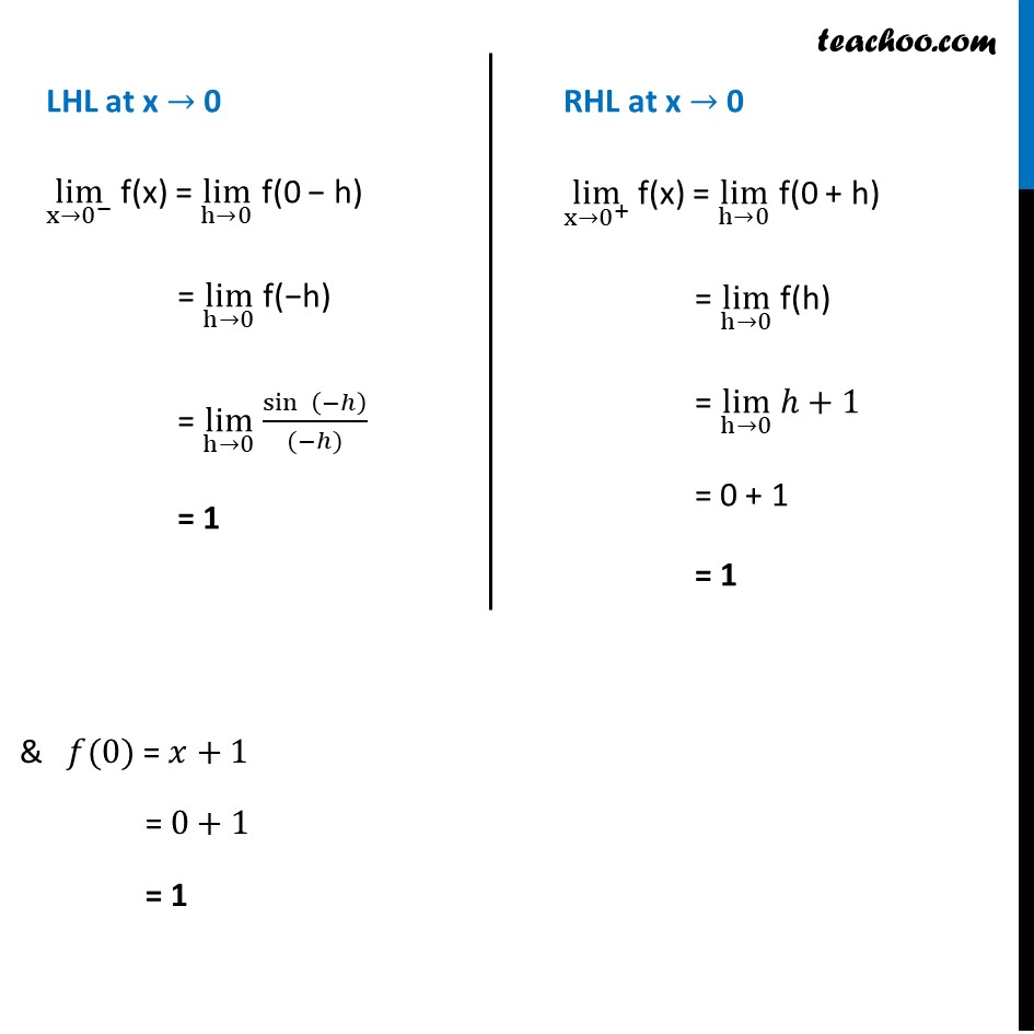 Ex 5.1, 23 - Chapter 5 Class 12 Continuity and Differentiability - Part 3