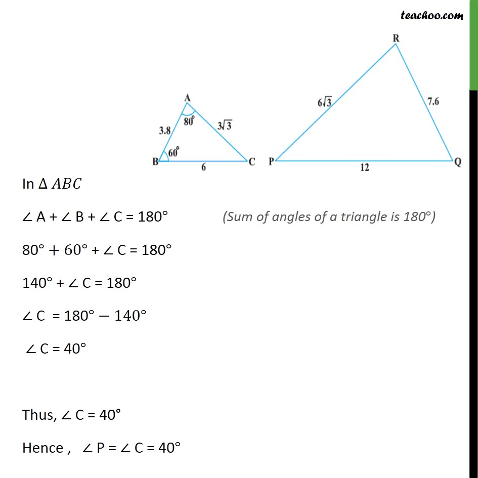 Example 5 - Chapter 6 Class 10 Triangles - Part 3