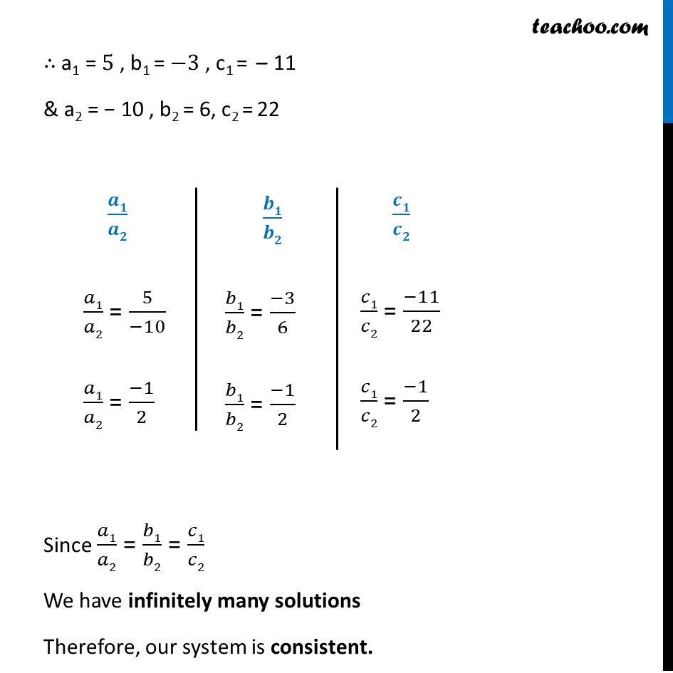 Ex 3.2, 3 - Chapter 3 Class 10 Pair of Linear Equations in Two Variables - Part 8