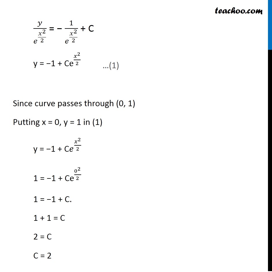 Example 23 - Chapter 9 Class 12 Differential Equations - Part 4