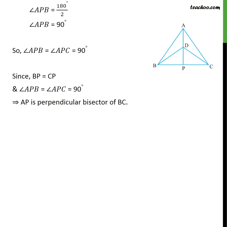 Ex 7.3, 1 - Chapter 7 Class 9 Triangles - Part 7