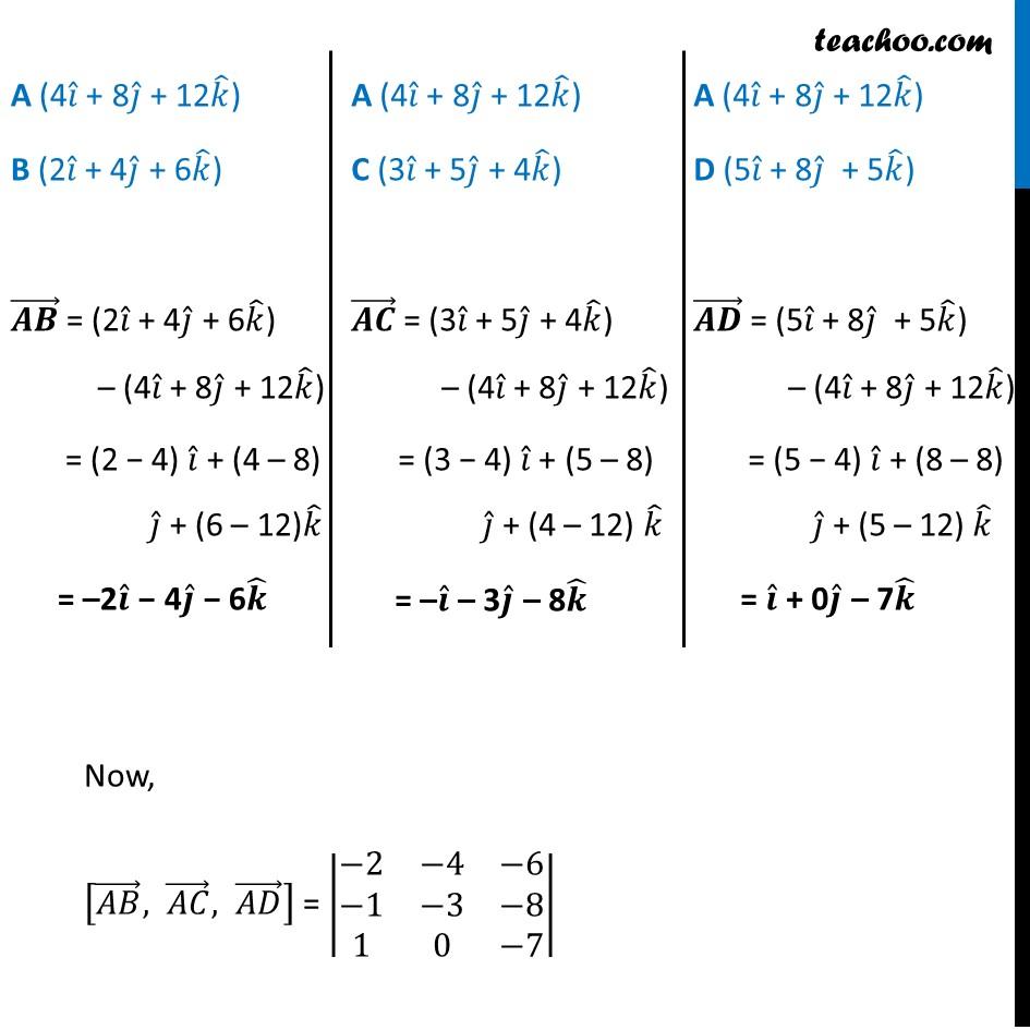 Ex 10.5, 5 (Supplementary NCERT) - Chapter 10 Class 12 Vector Algebra - Part 2
