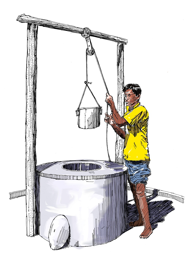 Drawing water from well.jpg