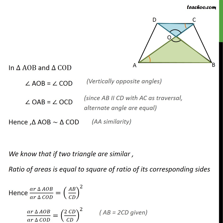 Ex 6.4, 2 - Chapter 6 Class 10 Triangles - Part 2