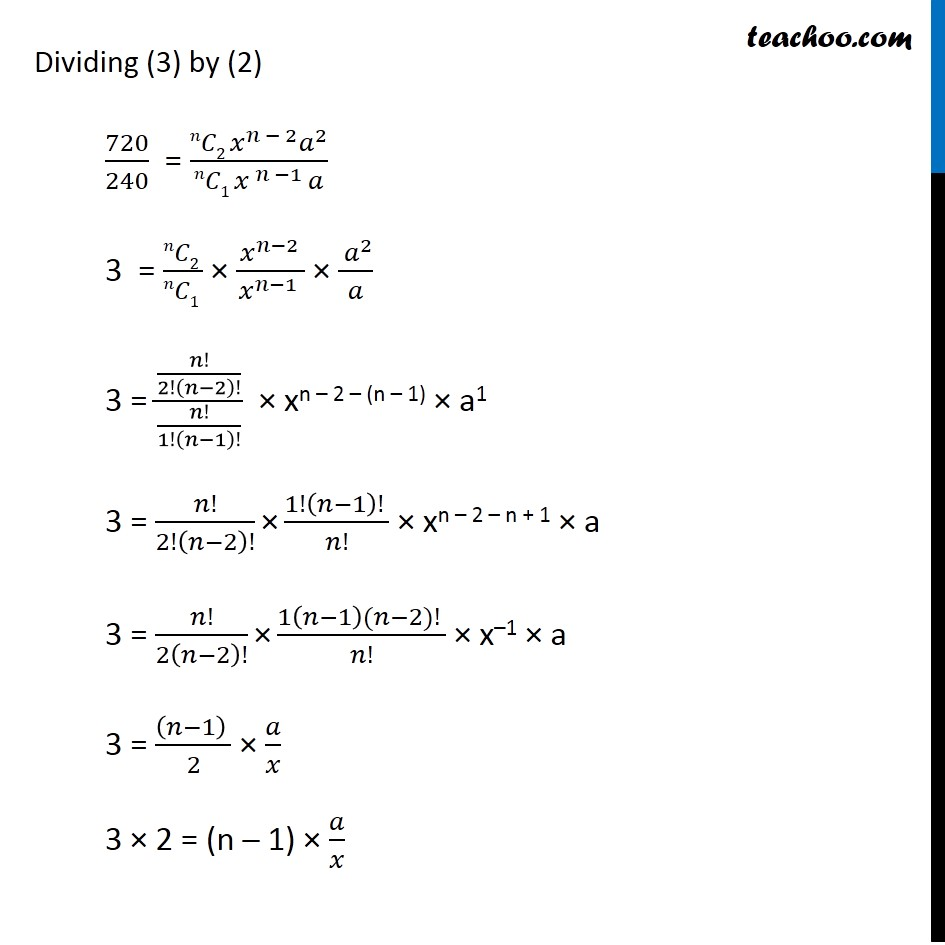Example  8 - Chapter 8 Class 11 Binomial Theorem - Part 3