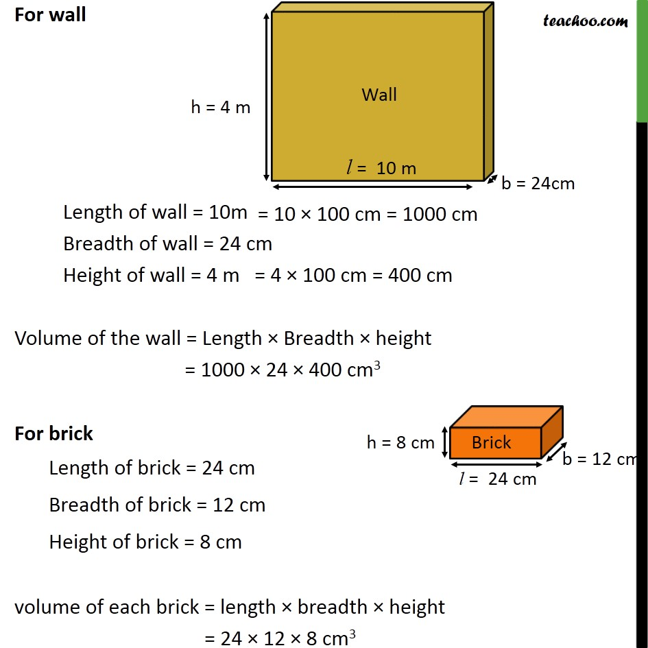 Example 11 - Chapter 13 Class 9 Surface Areas and Volumes - Part 2