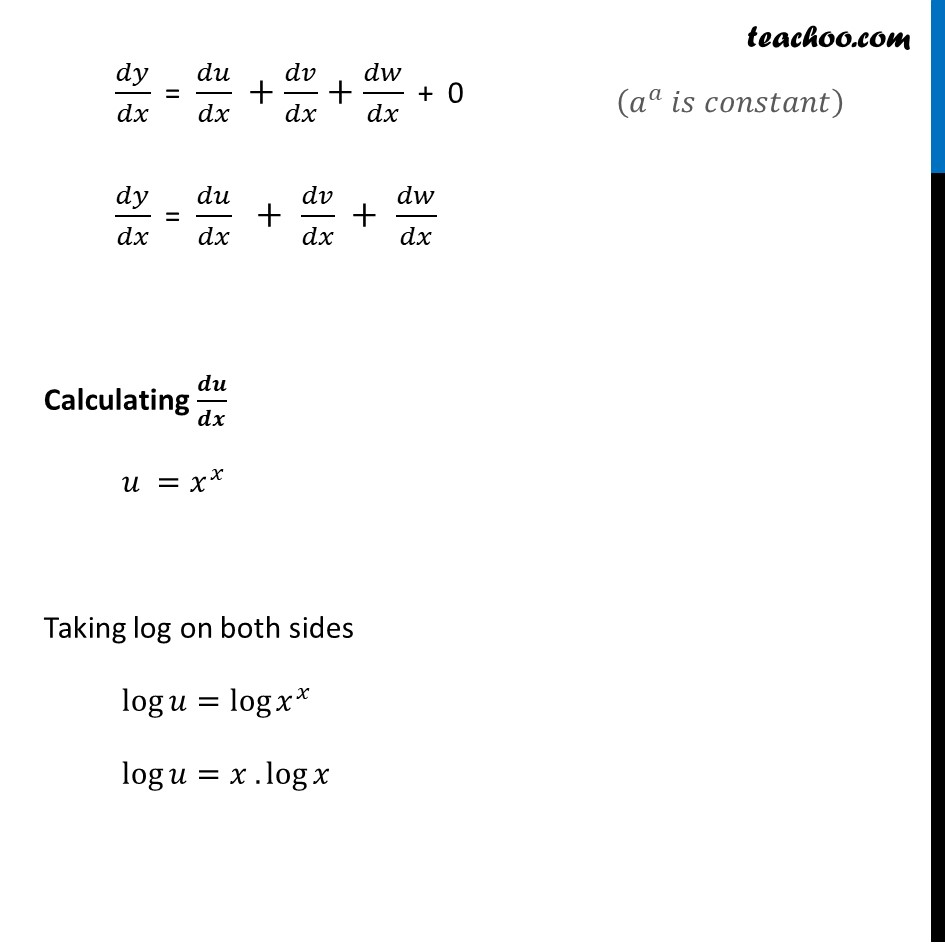 Misc  10 - Chapter 5 Class 12 Continuity and Differentiability - Part 2