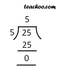 Divisibility by 5 - Part 2