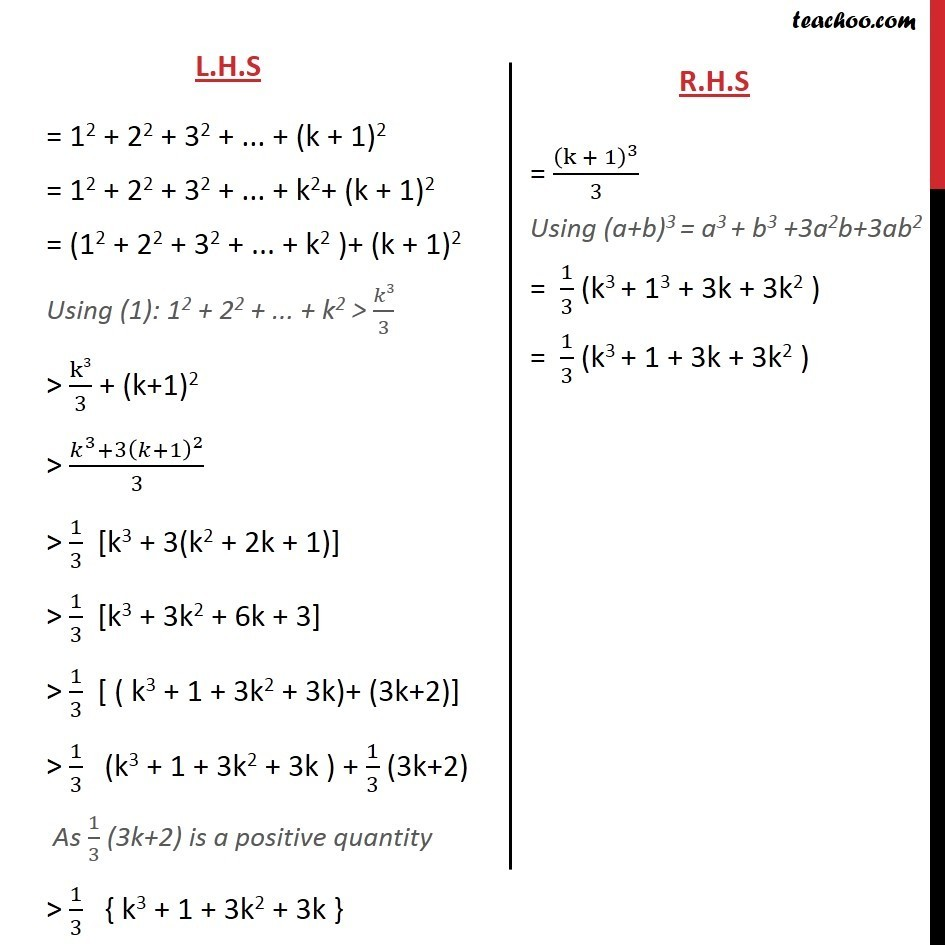Example 7 - Chapter 4 Class 11 Mathematical Induction - Part 4