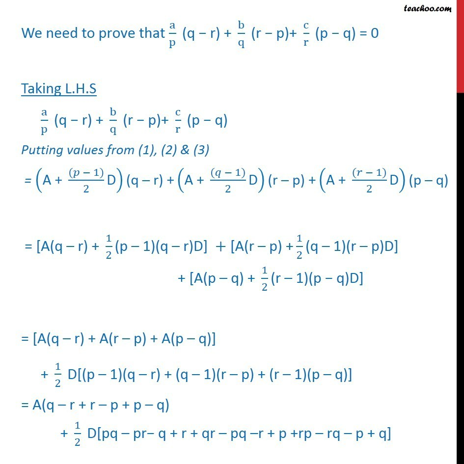Ex 9.2, 11 - Chapter 9 Class 11 Sequences and Series - Part 6