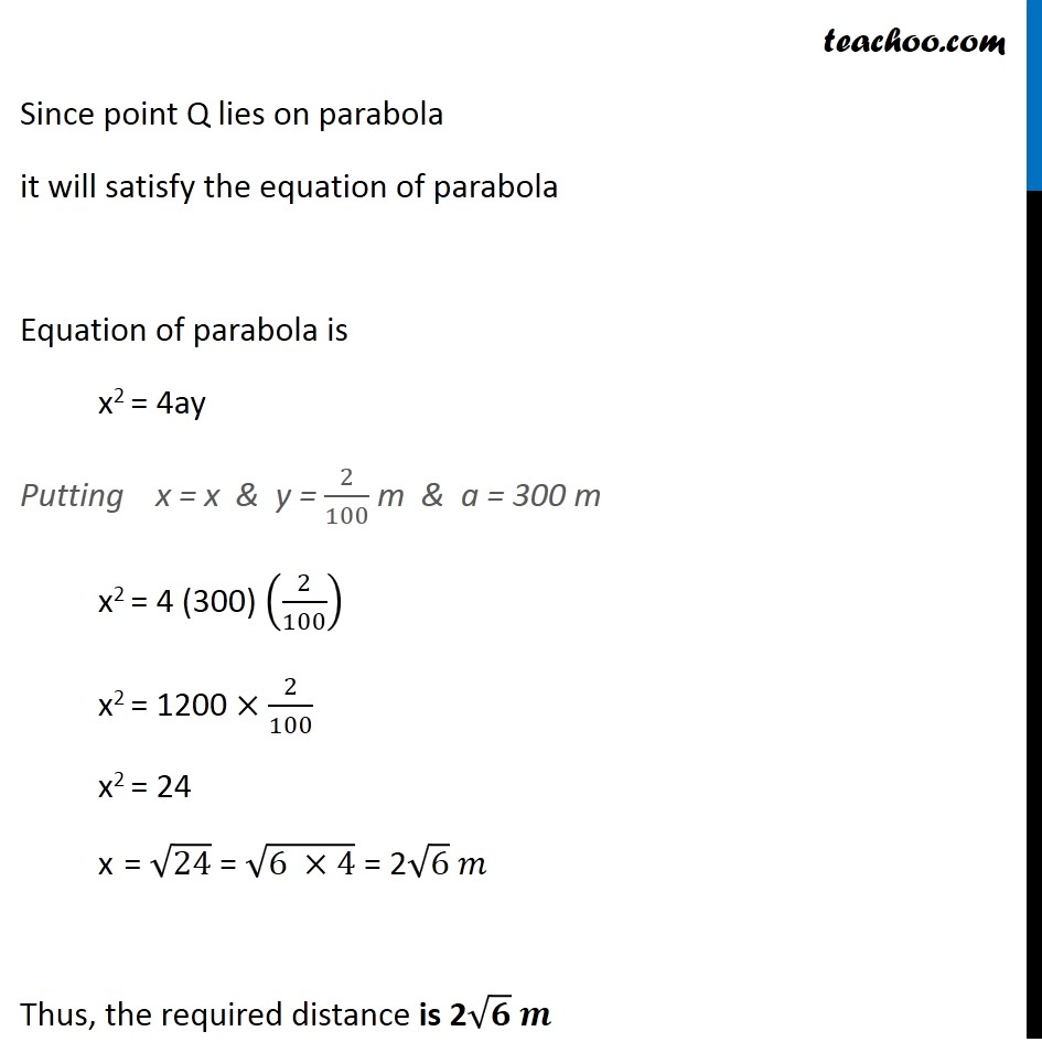 Example 18 - Chapter 11 Class 11 Conic Sections - Part 5