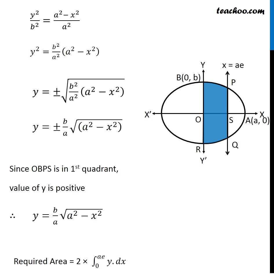 Example 5 - Chapter 8 Class 12 Application of Integrals - Part 2