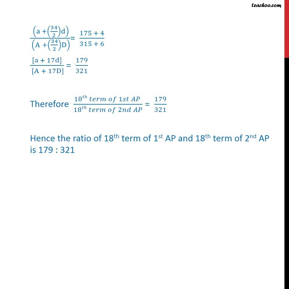 Ex 9.2, 9 - Chapter 9 Class 11 Sequences and Series - Part 4