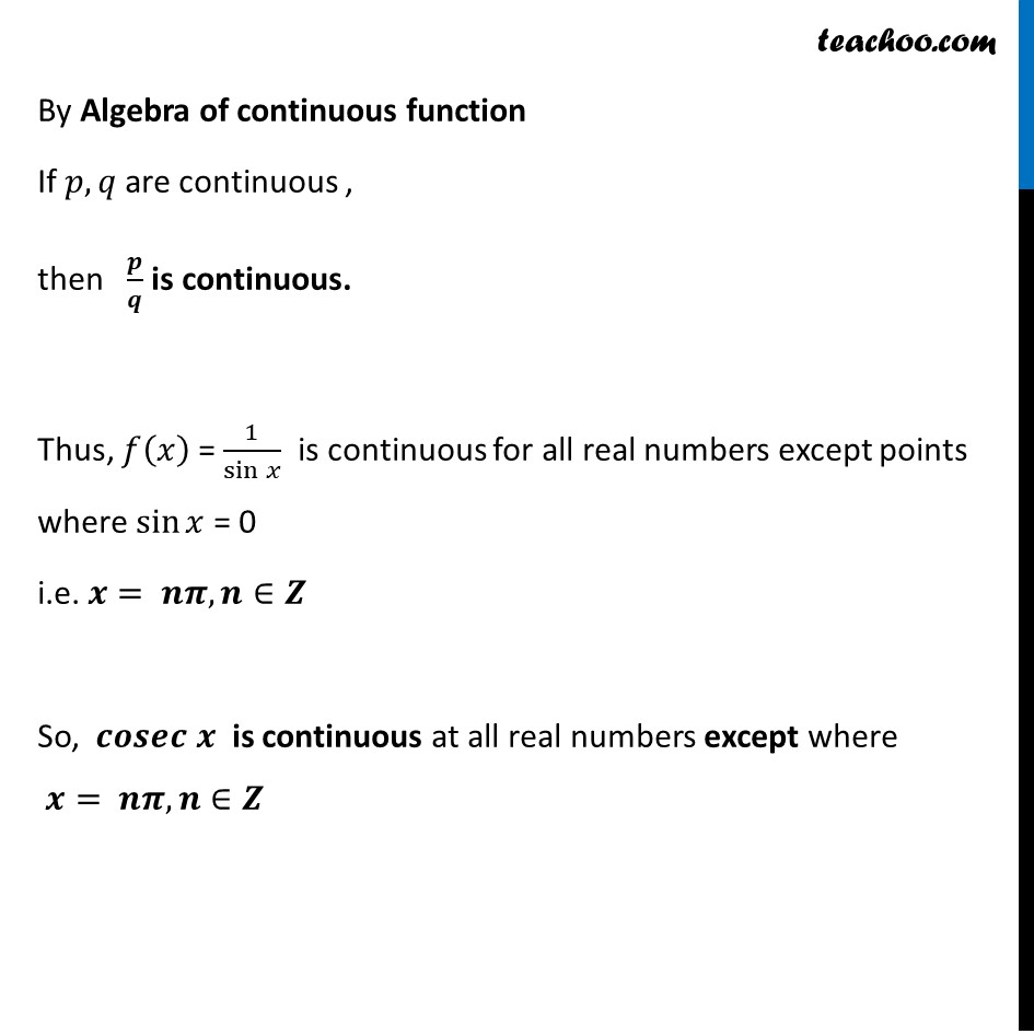 Ex 5.1, 22 (ii) - Chapter 5 Class 12 Continuity and Differentiability - Part 2