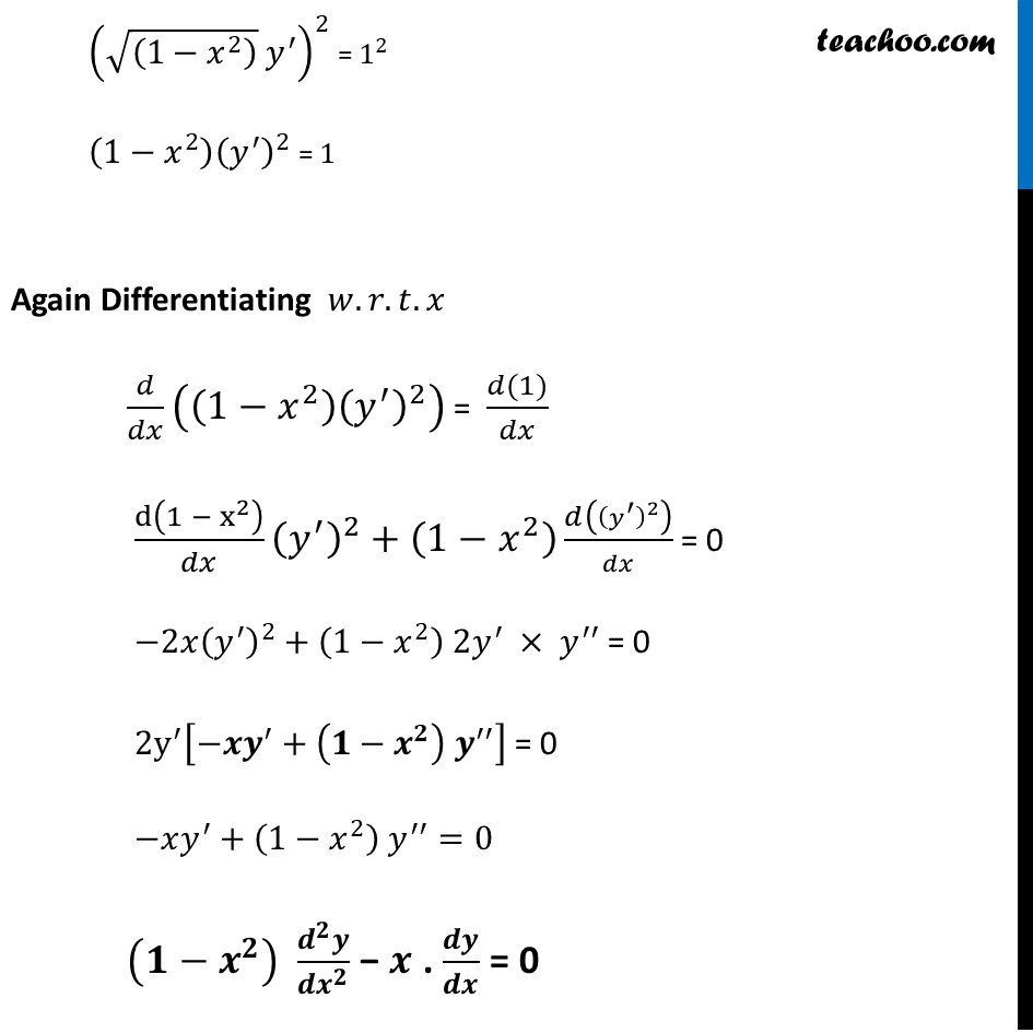Example 41 - Chapter 5 Class 12 Continuity and Differentiability - Part 2